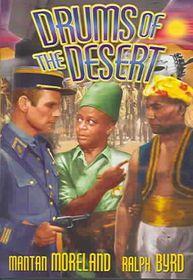 Drums of the Desert - (Region 1 Import DVD)