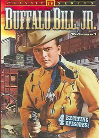 Buffalo Bill Jr:Vol 1 TV Series - (Region 1 Import DVD)