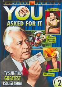 You Asked for It:Vol 2 Classic TV - (Region 1 Import DVD)