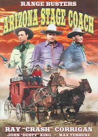 Arizona Stagecoach - (Region 1 Import DVD)