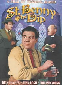 St Benny the Dip - (Region 1 Import DVD)