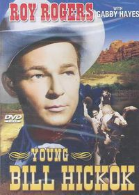 Young Bill Hickok - (Region 1 Import DVD)