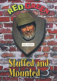 Red Green Stuffed and Mounted 3 - (Region 1 Import DVD)