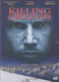 Killing Grounds - (Region 1 Import DVD)