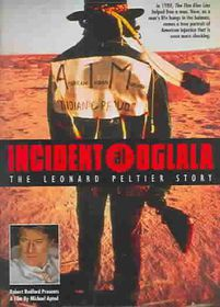 Incident at Oglala:Leonard Peltier - (Region 1 Import DVD)