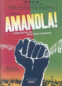 Amandla Revolution in 4-Part Harmony - (Region 1 Import DVD)