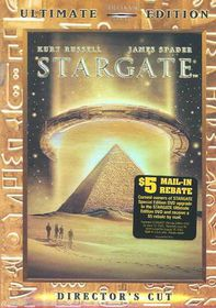 Stargate Ultimate Edition - (Region 1 Import DVD)