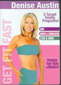 Get Fit Fast - (Region 1 Import DVD)