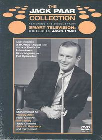 Jack Paar Collection 3 Disc Set - (Region 1 Import DVD)