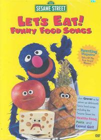 Let's Eat! Funny Food Songs - (Region 1 Import DVD)