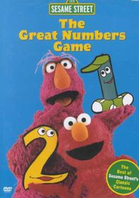 Sesame Street:Great Numbers Game - (Region 1 Import DVD)