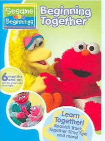 Sesame Beginnings:Beginning Together - (Region 1 Import DVD)