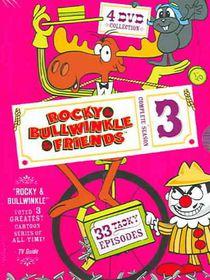 Rocky & Bullwinkle Complete Season 3 - (Region 1 Import DVD)