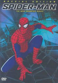 Spider-Man Animated Series (Special Edition 2 Disks) - (Region 1 Import DVD)