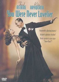 You Were Never Lovelier - (Region 1 Import DVD)