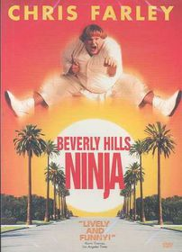 Beverly Hills Ninja - (Region 1 Import DVD)