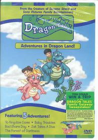 Dragon Tales - Adventures in Dragon Land! - (Region 1 Import DVD)