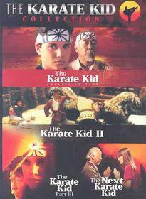 Karate Kid Collection - (Region 1 Import DVD)