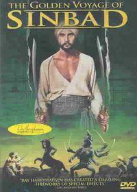 Golden Voyage of Sinbad - (Region 1 Import DVD)