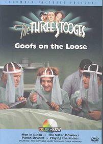 Three Stooges:Goofs on the Loose - (Region 1 Import DVD)