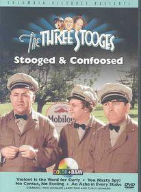 Three Stooges:Stooged & Confoosed - (Region 1 Import DVD)