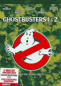Ghostbusters I & II Giftset - (Region 1 Import DVD)