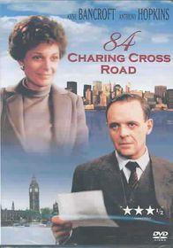 84 Charing Cross Road - (Region 1 Import DVD)