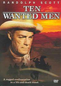 Ten Wanted Men - (Region 1 Import DVD)