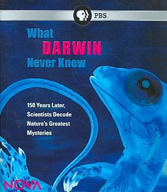 What Darwin Never Knew - (Region A Import Blu-ray Disc)