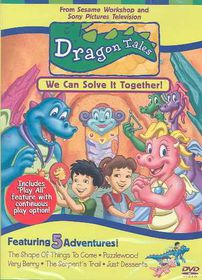 Dragon Tales - We Can Solve It Together! - (Region 1 Import DVD)