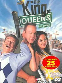 King of Queens: The Complete Fourth Season - (Region 1 Import DVD)