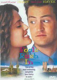 Fools Rush in - (Region 1 Import DVD)