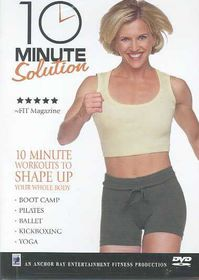 10 Minute Solution - (Region 1 Import DVD)