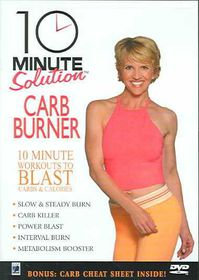 10 Minute Carb Burner - (Region 1 Import DVD)