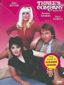 Three's Company:Season 5 - (Region 1 Import DVD)