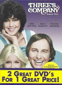 Three's Company:Season 1 & 2 - (Region 1 Import DVD)