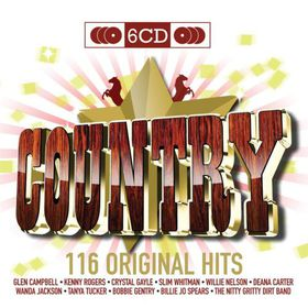 Original Hits Country - Various Artists (CD)