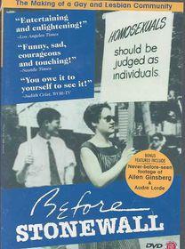 Before Stonewall - (Region 1 Import DVD)