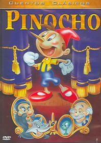 Pinocchio - (Region 1 Import DVD)