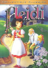Heidi - (Region 1 Import DVD)