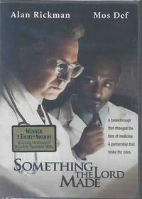 Something the Lord Made - (Region 1 Import DVD)
