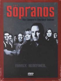 Sopranos:Complete Second Season - (Region 1 Import DVD)