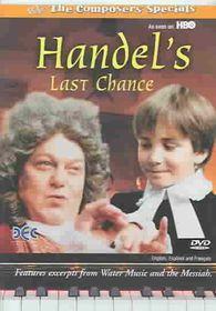 Handel's Last Chance - (Region 1 Import DVD)