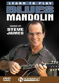 Learn to Play Blues Mandolin - (Region 1 Import DVD)