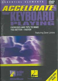 Accelerate Your Keyboard Playing - (Region 1 Import DVD)