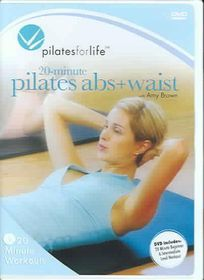 Pilates For Life - 20 Minute Pilates Abs & Waist - (Region 1 Import DVD)
