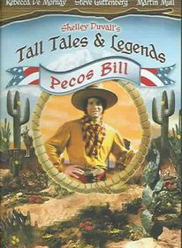 Tall Tales & Legends:Pecos Bill - (Region 1 Import DVD)