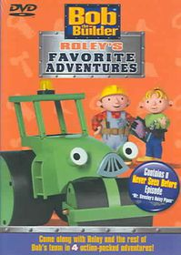 Roley's Favorite Adventures - (Region 1 Import DVD)