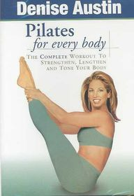 Pilates for Every Body - (Region 1 Import DVD)