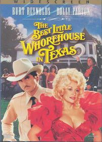 Best Little Whorehouse in Texas - (Region 1 Import DVD)